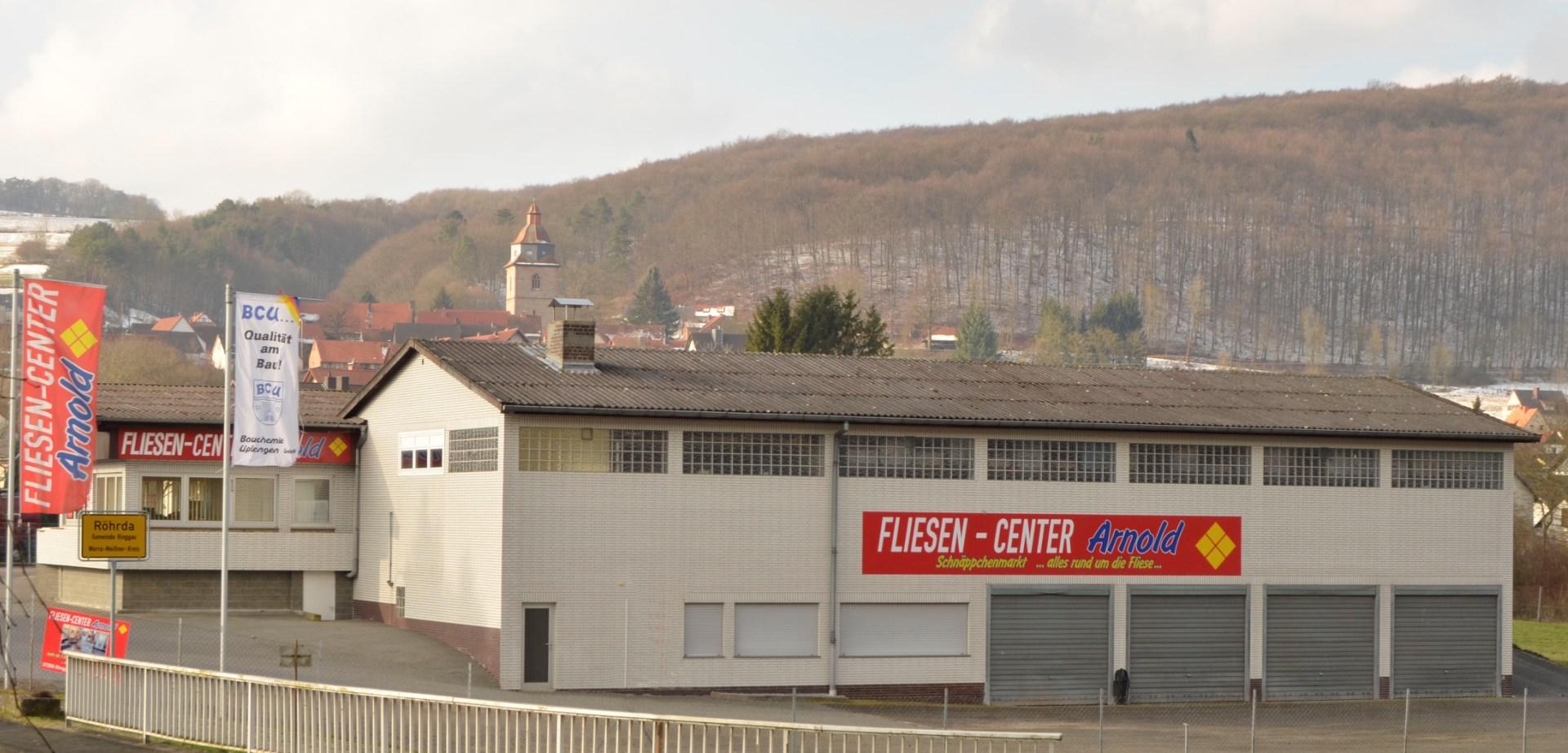 Fliesen Center Arnold Halle in Ringgau Röhrda